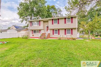 Piscataway Single Family Home For Sale: 115 Parkside Avenue