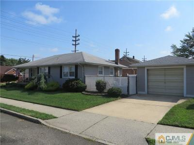 Sayreville Single Family Home For Sale: 556 Main Street