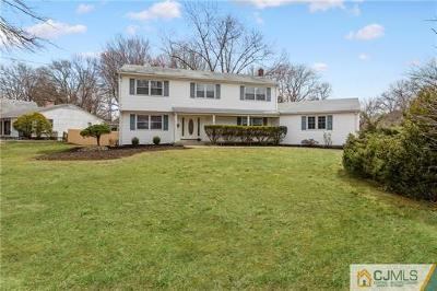 East Brunswick Single Family Home For Sale: 28 Peach Orchard Road