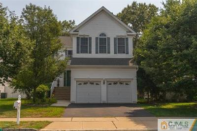 Old Bridge Single Family Home For Sale: 10 Palisades Road