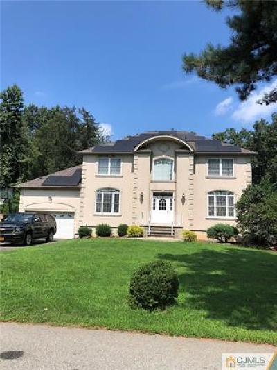 Old Bridge Single Family Home For Sale: 10 Central Avenue