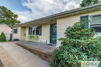 Old Bridge Single Family Home For Sale: 9 Colby Court