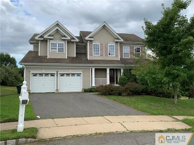 Sayreville Single Family Home For Sale: 4 Weck Court
