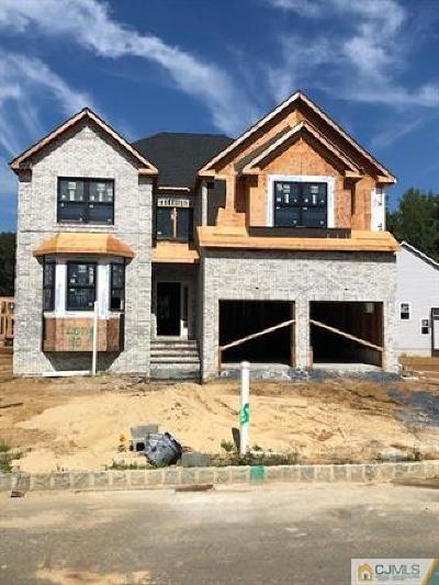 Old Bridge Single Family Home For Sale: 109 McCormick Avenue