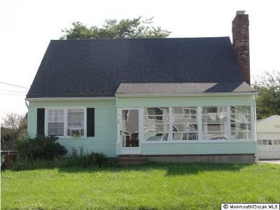 Point Pleasant Single Family Home Under Contract: 1810 Shore Boulevard