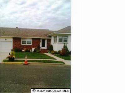 Long Branch Single Family Home For Sale: 65 Marion Place