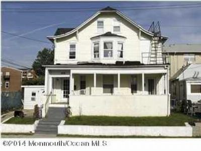 Asbury Park Multi Family Home Under Contract: 1207 Bergh Street