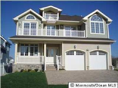 Point Pleasant Beach Single Family Home For Sale: 1615 Ocean Avenue