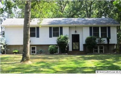 Jackson Single Family Home Sold: 457 Leming Road