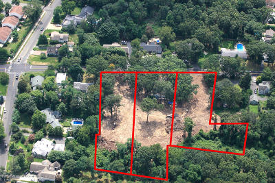 Wall Residential Lots & Land Under Contract: 1308 Allaire Road