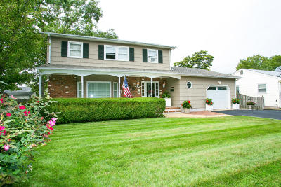 Point Pleasant Single Family Home Under Contract: 555 Oak Terrace