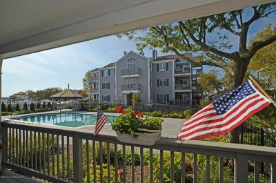 Point Pleasant Condo/Townhouse Under Contract: 71 Bay Point Harbour