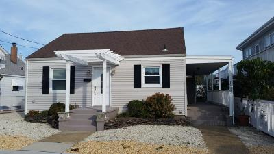 Seaside Park Single Family Home For Sale: 1308 Central Avenue