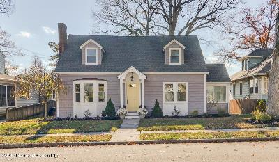 Single Family Home Sold: 810 Grove Street