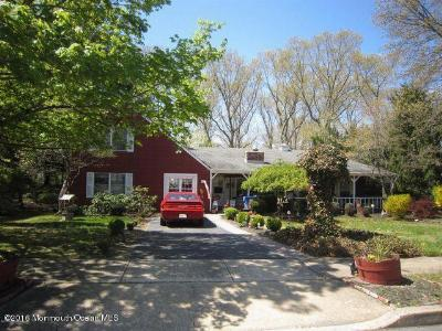 Jackson Single Family Home Sold: 5 Chelsea Road