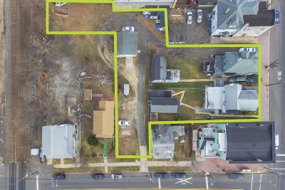 Bradley Beach Residential Lots & Land For Sale: 405-409 Main Street