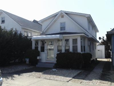 Seaside Park Single Family Home For Sale: 57 M Street