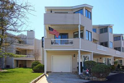 Long Branch Condo/Townhouse Under Contract: 1 Seabreeze Court