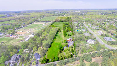 Monmouth County Farm For Sale: 1923 Baileys Corner Road