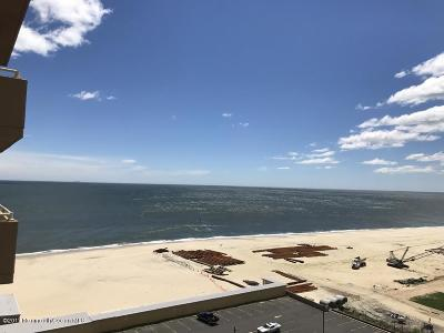 Long Branch Condo/Townhouse Under Contract: 787 Ocean Avenue #1007