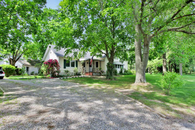 Single Family Home Sold: 3300 Allenwood Lakewood Road