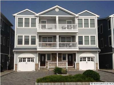Seaside Park Condo/Townhouse For Sale: 1401 N Ocean Avenue #3