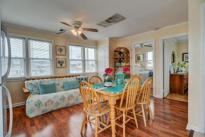 Seaside Park Multi Family Home For Sale: 74 O Street