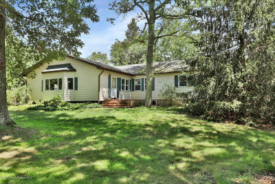 Howell Single Family Home For Sale: 283 Friendship Road