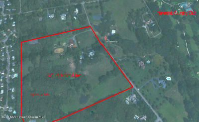 Red Bank Residential Lots & Land For Sale: 521 Patterson Lane