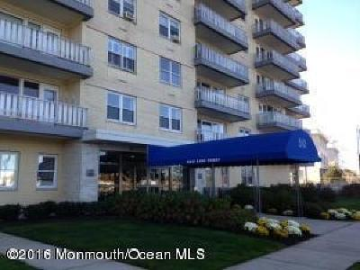 Asbury Park Condo/Townhouse Sold: 510 Deal Lake Drive #8a