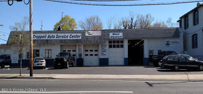 Neptune Township Commercial For Sale: 1300 Corlies Avenue