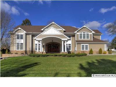 Toms River Single Family Home For Sale: 100 Cranmoor Drive