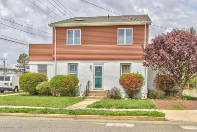 Seaside Park Single Family Home For Sale: 74 K Street