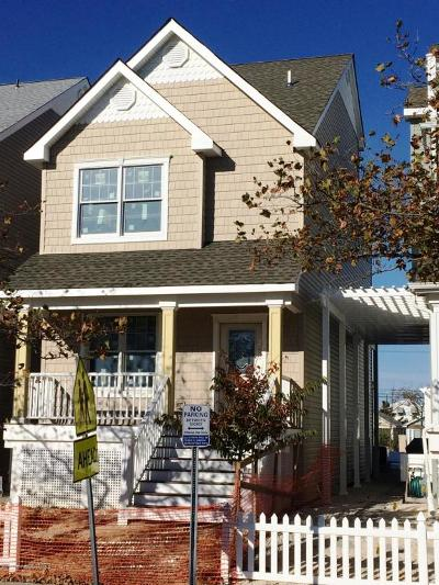 Seaside Heights Single Family Home Under Contract: 224 Grant Avenue