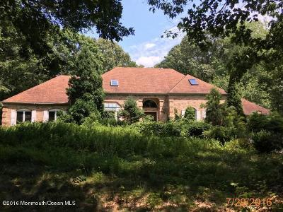 Millstone Single Family Home Sold: 64 Olde Noah Hunt Road