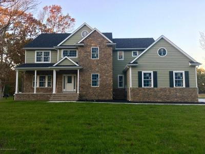 Howell Single Family Home For Sale: 1 Princess Court