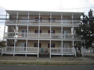 Seaside Heights Condo/Townhouse For Sale: 202 Lincoln Avenue #A1
