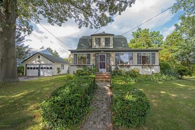 Point Pleasant Single Family Home Under Contract: 1117 Pine Bluff Avenue