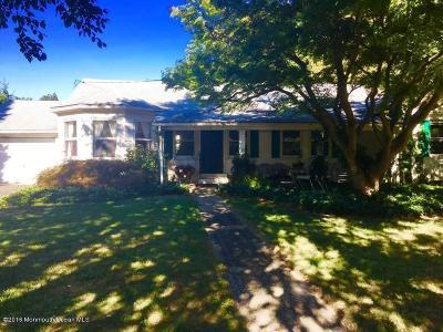 Brielle Single Family Home For Sale: 608 Locust Road