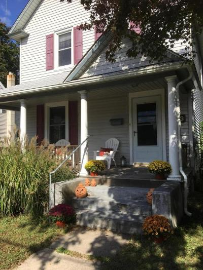 Single Family Home Sold: 723 Sea Girt Avenue