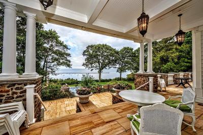 Atlantic Highlands Single Family Home For Sale: 170 Ocean Boulevard