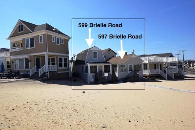 Single Family Home Sold: 599 Brielle Road