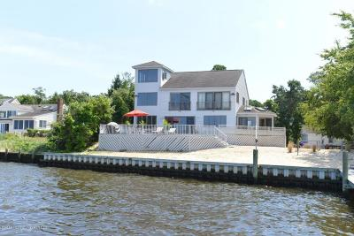 Brick Single Family Home For Sale: 20 Ebb Tide Drive