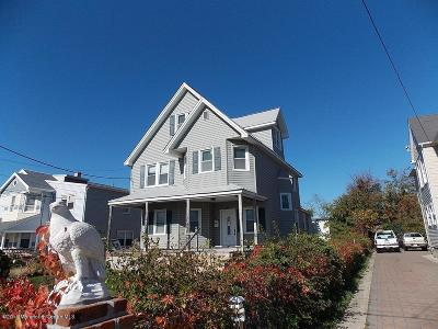 Long Branch Single Family Home Under Contract: 95 Cooper Avenue