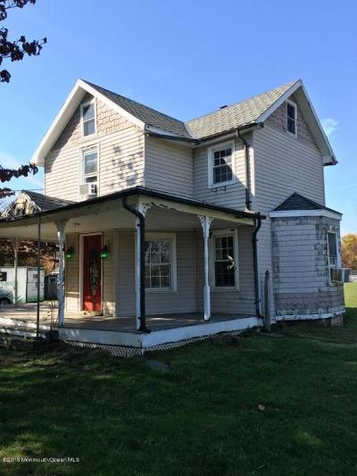 Howell Single Family Home Under Contract: 964 Lakewood Farmingdale Road