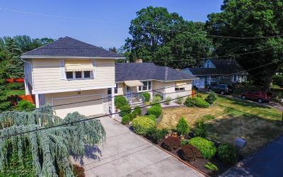 Point Pleasant Single Family Home For Sale: 1114 Del Dor Drive