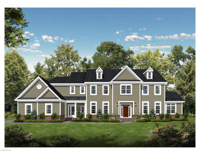Holmdel Single Family Home Under Contract: 1 Hayfield Court