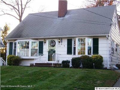 Spring Lake Rental Under Contract: 2203 3rd Avenue
