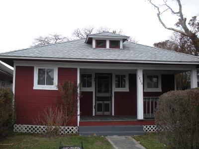 Belmar, Belmar Boro, Lake Como Single Family Home For Sale: 1803 Parkway