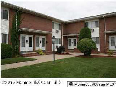 Long Branch Condo/Townhouse Under Contract: 35 Sternberger Avenue #P